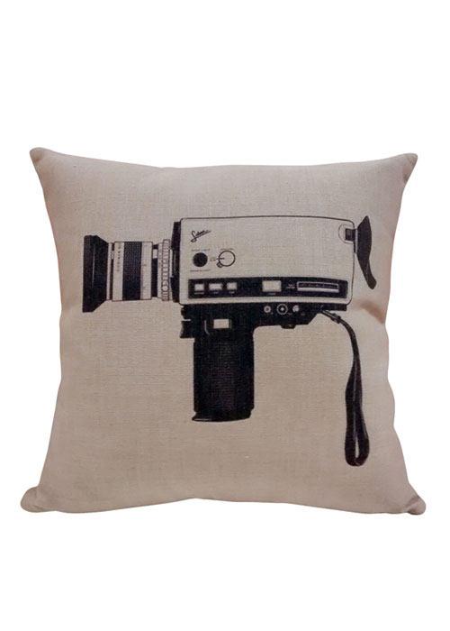 Almohadón Hand Camera