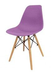 Silla Eames Sin Armar Colores - SE - Purpura