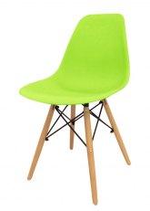 Silla Eames Sin Armar Colores - SE - Verde Strong